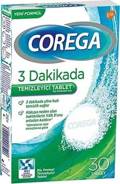 Picture of COREGA 3 DAKIKADA TEMIZLEYICI 30  TABLET