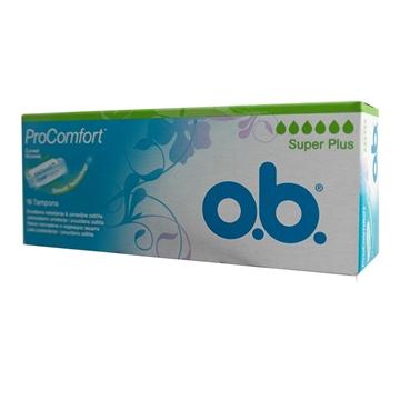 O.B. PROCOMFORT SUPER 16 TAMPON resmi