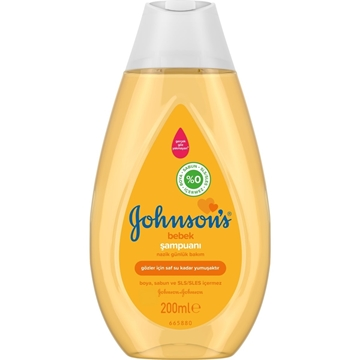 Picture of JOHNSON BABY BEBEK ŞAMPUANI 200 ML