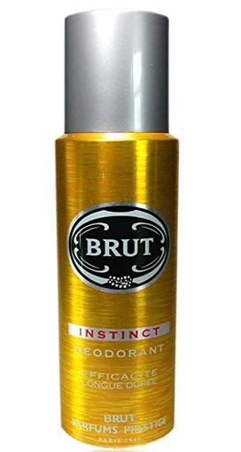 BRUT DEO INSTINCT 200 ML resmi