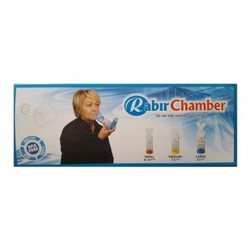 CHAMBER MEDIUM SARI (RABIR) resmi