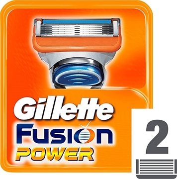 GILLETTE FUSION 2 LIYEDEK BIÇAK resmi
