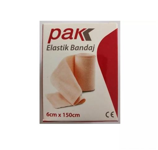 Picture of PAK ELASTİK BANDAJ 6*150CM