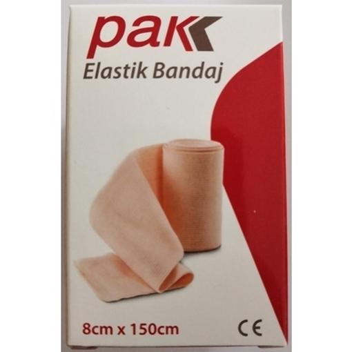 Picture of PAK ELASTİK BANDAJ 8*150 CM