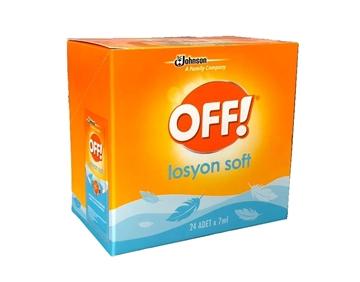 Picture of RAİD OFF LOSYON SOFT 7 ML ŞASE 24 LU STAND