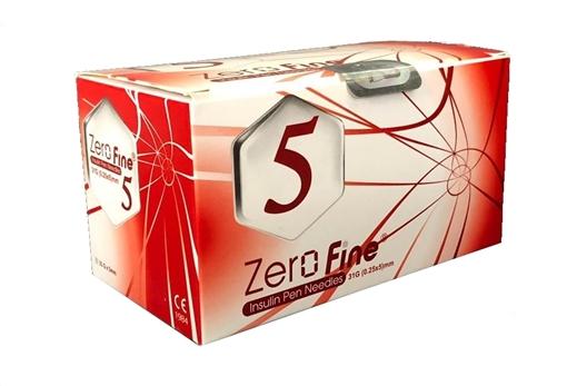 ZERO-FINE IGNE UCU 5 ML resmi
