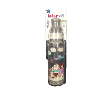 Picture of BABYSOFT PLS BIBERON 250 ML KLASIK 517