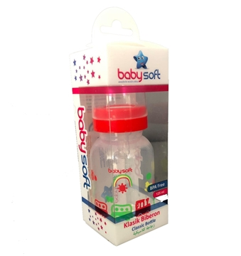 Picture of BABYSOFT PLS BIBERON 125 ML KLASIK 516