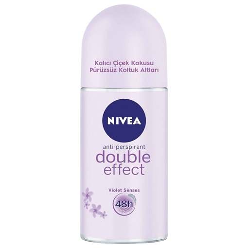 Picture of NIVEA ROL-ON DOUBLE EFFECT