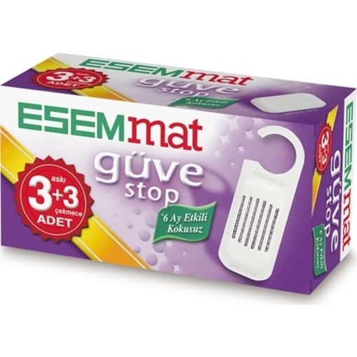 Picture of ESEMMAT GÜVE STOP 3 ASKI 3 ÇEKMECE