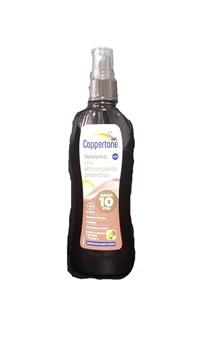Picture of COPPERTONE BRONZLASTIRICI SPREY SPF10 200ML