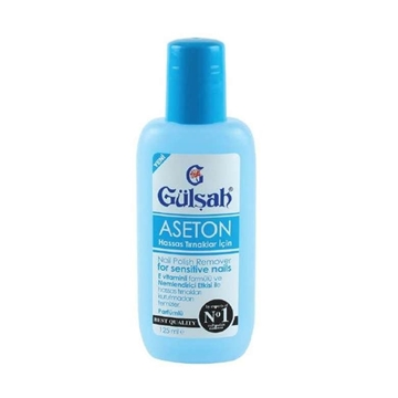 Picture of ASETON 125 ML (MAVİ)GULSAH
