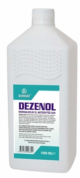 Picture of EL DEZENFEKTANI DEZENOL 1000 ML(SIHHAT)