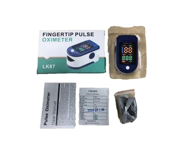 Picture of PULSEOXIMETER A3 FINGERTIP