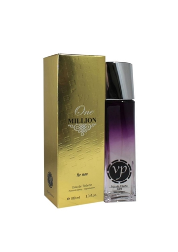 Picture of VP MILLION BAY EDT 100 ML