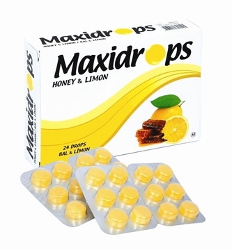 Picture of MAXIDROPS BAL&LIMON. 24 DROPS