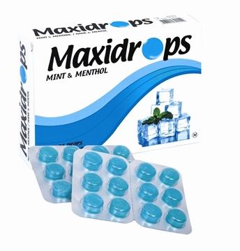 Picture of MAXIDROPS NANE.&MENTOL. 24 DROPS