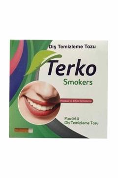 TERKO DIS TOZU SMOKERS resmi