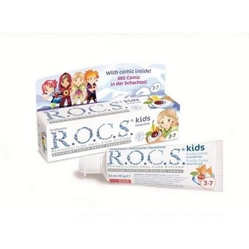 ROCS KIDS 3-7 YAS MEYVE KULAHI DIS MACUNU resmi