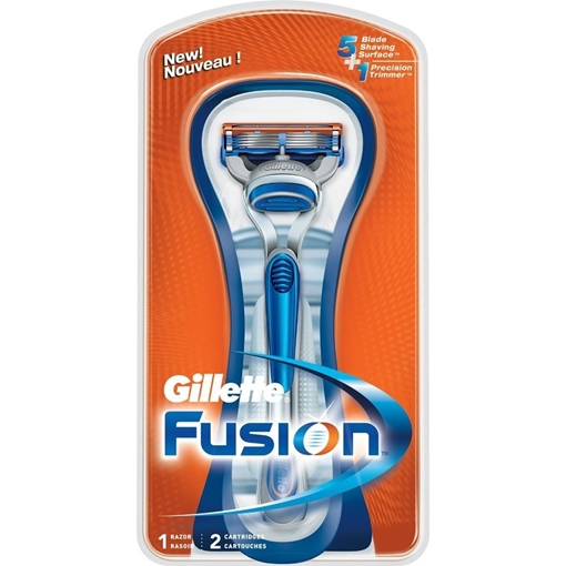 Picture of GILLETTE FUSION MAKINA 2 UP (946)