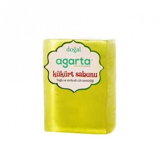 AGARTA KUKURTLU SABUN 150 GR resmi