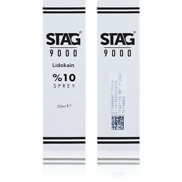 Picture of *STAG 9000 GECIKTIRICI SPREY 20 ML