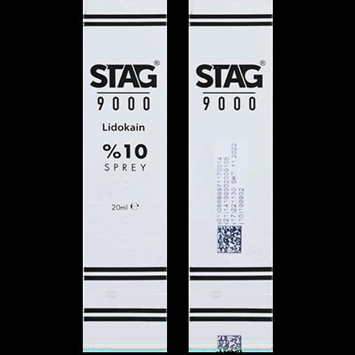 *STAG 9000 GECIKTIRICI SPREY 20 ML resmi