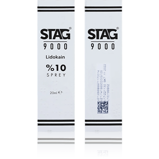 Picture of *STAG 9000 GECIKTIRICI SPREY 20 ML
