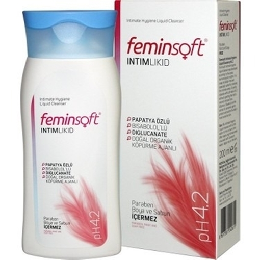 FEMINSOFT INTIM LIKID 200 resmi