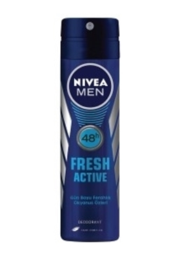 Picture of NIVEA DEO BAY 150 ML FRESH ACTIVE