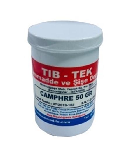 Picture of CAMPHERE 50 GR TIB TEK