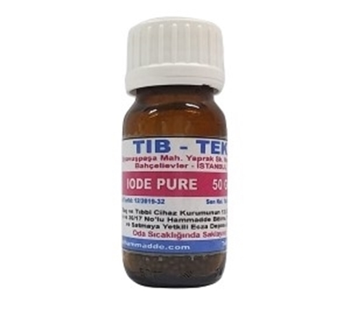 Picture of IODE PURE 50 GR TIB TEK