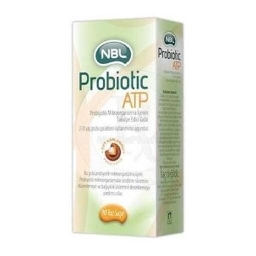 NBL PROBIOTIK ATP 10 SASE resmi