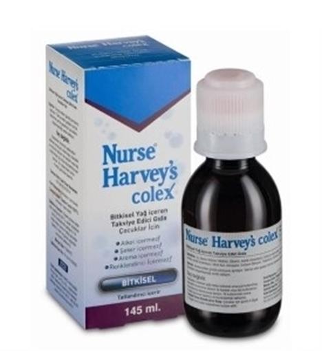 NURSE HARVEYS COLEX 145 ML BITKISEL SRP. resmi