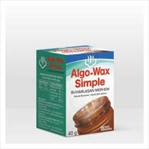 ALGO-WAX SIMPLE POMAD 40GR resmi