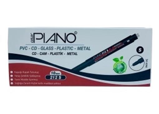 PIANO CD KALEMI 212 S 10 LU MAVI resmi