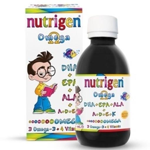 Picture of NUTRIGEN OMEGA 200 ML ŞURUP