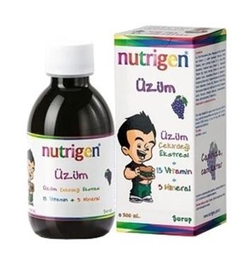 Picture of NUTRIGEN üZüM ÇEKİRDEĞİ EKSTRESİ 200 ML SURUP