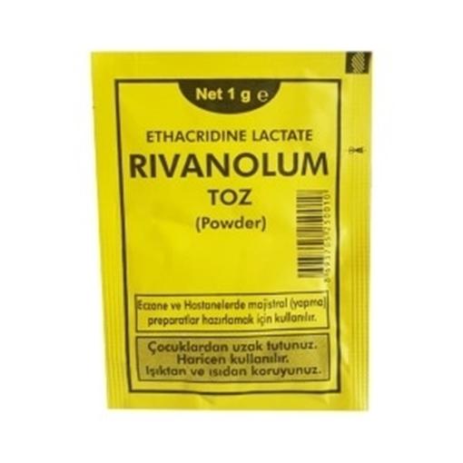 Picture of RIVANOLUM TOZ 1GR