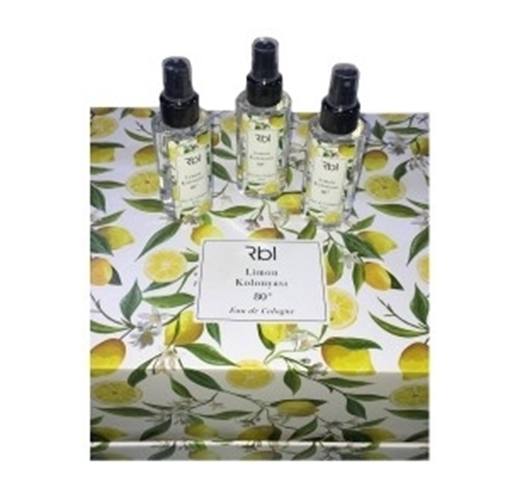 REBUL LIMON KOLANYASI 100 ML 36 LI SET resmi
