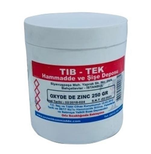 Picture of OXYDE DE ZINC 250 GR TIB TEK