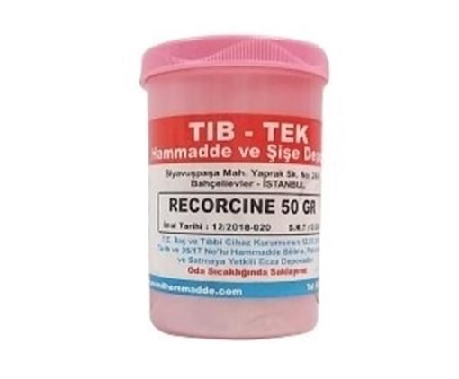 Picture of RECORCINE 50 GR TIB TEK