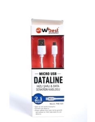 WB-520 USB KABLO (SAMSUNG) resmi