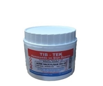 Picture of ACIDE SALICYLIQUE 500 GR TIB TEK