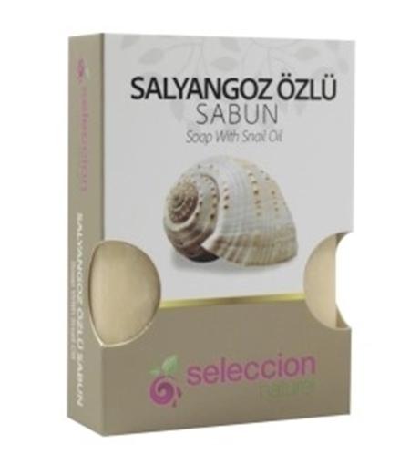 SELECCION SABUN SALYANGOZ ÖZLU 100 GR resmi