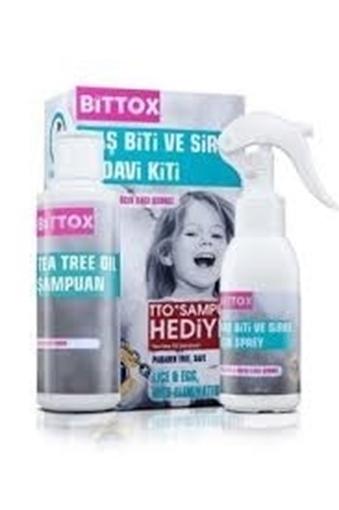Picture of BITTOX İKİLİ SET SPREY+ŞAMPUAN