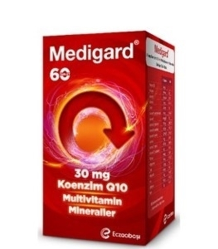 MEDIGARD 60 TB VIT.MIN.+KOENZIM Q10 resmi