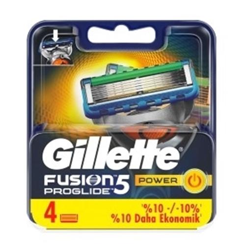 Picture of GILLETTE FUSION PROG.POVER 4 LU YDK(576)