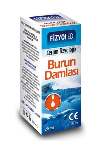 FIZYOLED BURUN DAMLASI 20 ML resmi