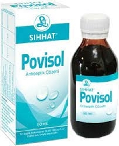Picture of POVİSOL 50 ML SOLÜSYON (BATICON) SIHHAT